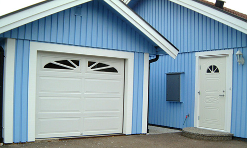 Garageport Ljungby hos Växjöportteknik